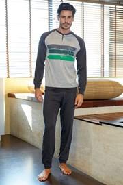 Мужская итальянская пижама Alberto