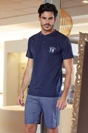 Мужская итальянская пижама Constanzo