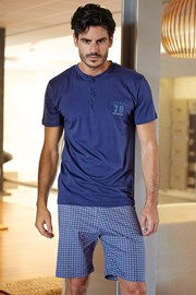 Мужская итальянская пижама Aldo