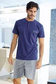 Мужская итальянская пижама Simone