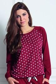 Женская пижамная кофта Fashion с модалем