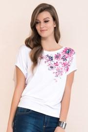 Женская элегантная футболка Gina White