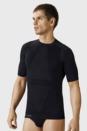 Антибактериальная мужская бесшовная футболка - волокна с содержанием серебра