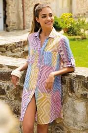 Женское летнее платье Anna хлопковое из коллекции Iconique