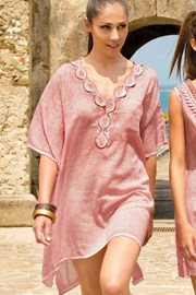 Женское летнее платье Melissa хлопковое из коллекции Iconique