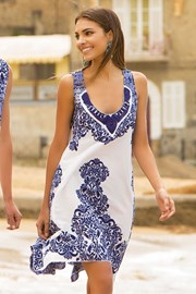 Женское летнее платье Flossie из коллекции Iconique