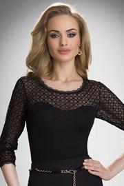 Женская кружевная блуза Isadora
