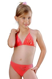 Раздельный купальник для девочек Julka