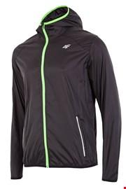 Мужская спортивная куртка из водонепроницаемого материала