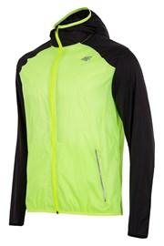Мужская куртка для пробежек из водонепроницаемого материала