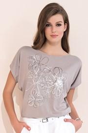 Женская элегантная футболка Kore