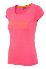 Женская спортивная футболка Start now