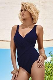 Женский роскошный купальник Athena Blue с утягивающим эффектом