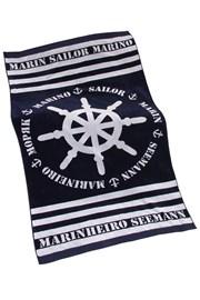 Пляжное полотенце Marine