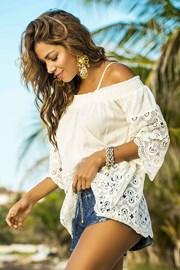 Женская пляжная блуза Daisy из коллекции Phax