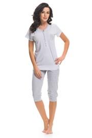 Пижама для беременных и кормящих мам Pearl