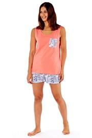 Женская хлопковая пижама Paisley