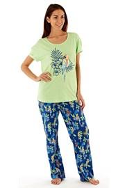 Женская хлопковая пижама Parrot