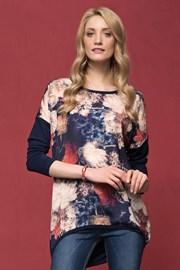 Женская роскошная цветочная туника Pirea