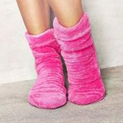 Теплые носки Pink