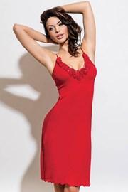 Роскошная сорочка Rozalia - Red