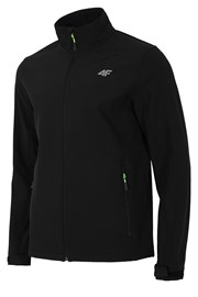 Мужская куртка Softshell Black