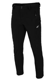 Мужские брюки SoftShell Black