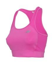 Женский неуплотненный спортивный топ Pink