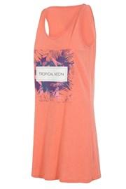 Женское спортивное платье Tropical