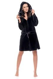 Женский халат Blackie