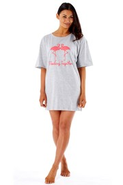 Женская ночная сорочка Flamingo
