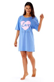 Женская ночная сорочка Love is all