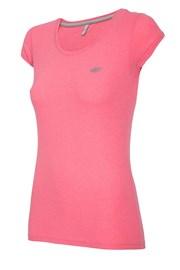 Женская спортивная футболка 4f Pink