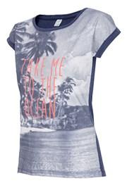Женская стильная футболка Ocean