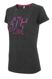 Женская спортивная футболка Leisure