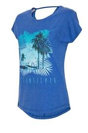 Женская спортивная футболка 4f Ocean