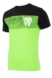 Мужская спортивная футболка 4f Wave зеленая