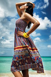 Женское пляжное платье 2в1 Clarinda из коллекции Vacanze
