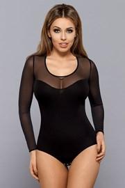 Женское боди Ali черное