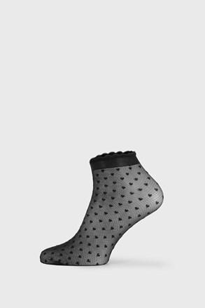 Жіночі нейлонові шкарпетки з візерунком