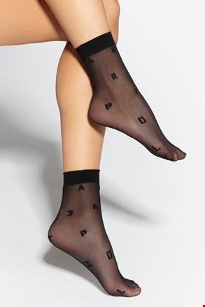 Нейлонові шкарпетки Letters 20 DEN