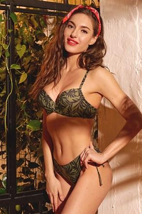 Жіночий роздільний купальник Green nature