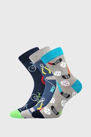3 ПАРИ шкарпеток для хлопців Freetime