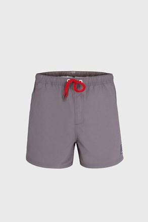 Сірі пляжні шорти Salvo