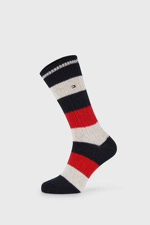 Високі шкарпетки Tommy Hilfiger Cable Rugby
