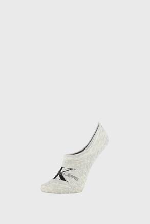 Жіночі шкарпетки Calvin Klein Brooklyn сірі