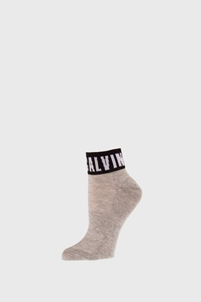 Жіночі шкарпетки Calvin Klein Kayla сірі