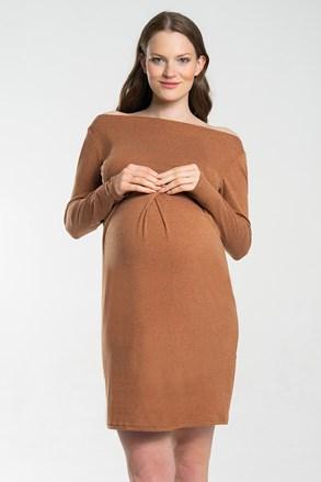 Сукня для вагітних та годуючих мам Audrey