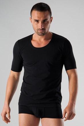 Чоловіча футболка basic чорна