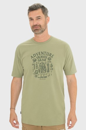 Зелена футболка Bushman Sims
